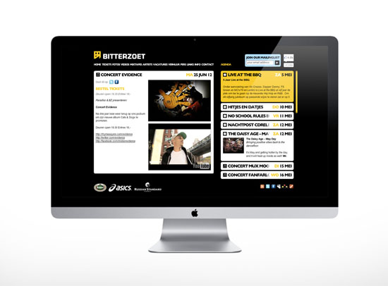 Bitterzoet website